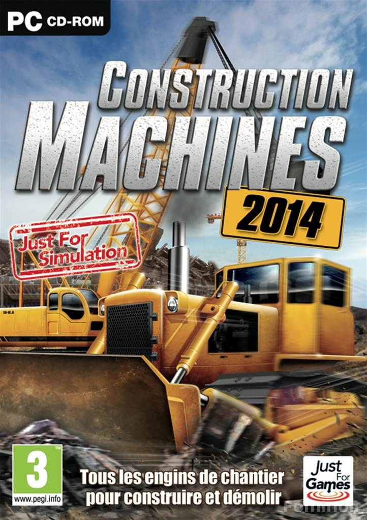 Construction Machines 2914 - Blog Alat Berat