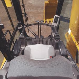 Excavator Control - Blog Alat Berat