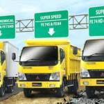 Tahun 2014 Penjualan Truck Mistsubishi akan Kuasai 46,1% di Pasaran