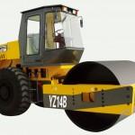 Fungsi dan Jenis Alat Berat Compactor