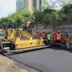 Asphalt Finisher - Alat Berat Blog
