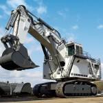 Liebherr R9800 - Excavator Terbesar Di Dunia