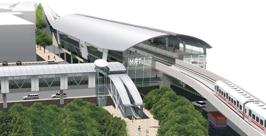 MRT Proyek