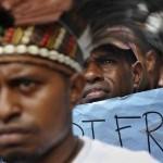 Aksi Demo Karyawan Freeport Kembali Terjadi
