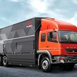 Perbandingan 4 Produsen Truk di Indonesia  (Mitsubishi Fuso,Hino,Mercedes,dan Volvo)