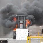 Forklift-Overheat